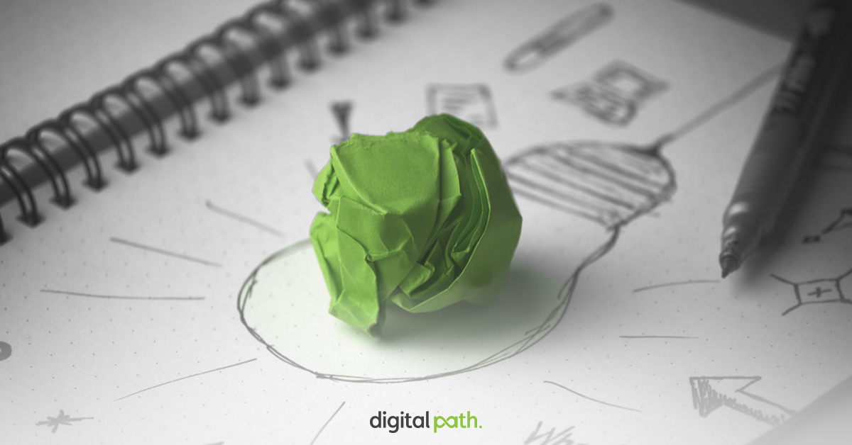 Digital Path Idea generation