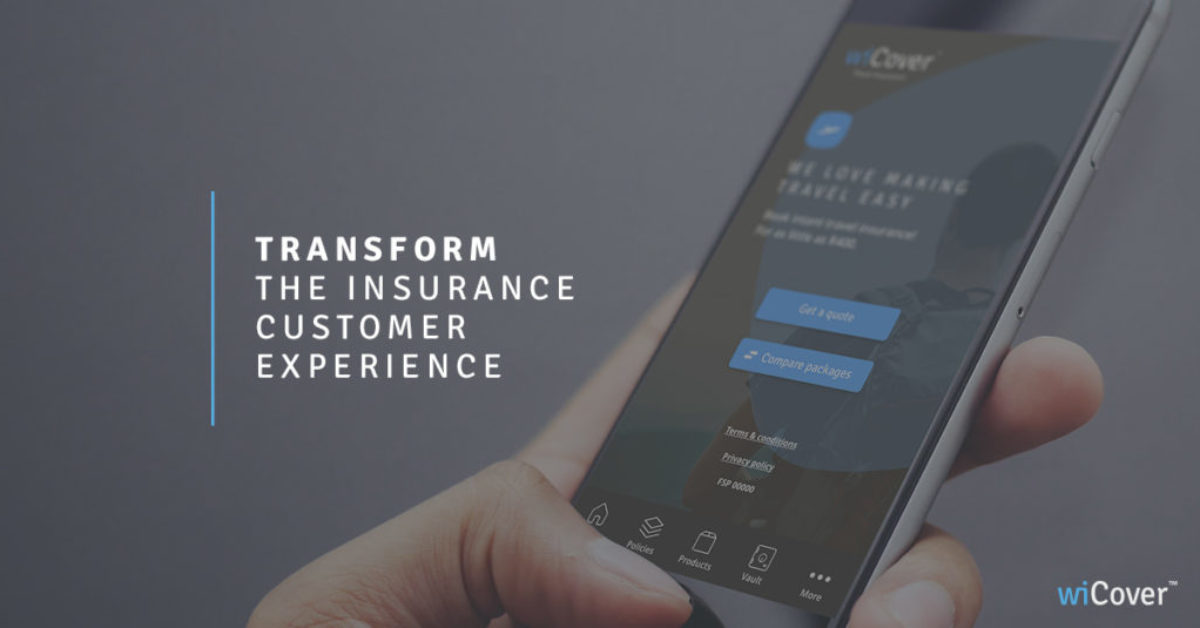 Transform the insurance customer experience