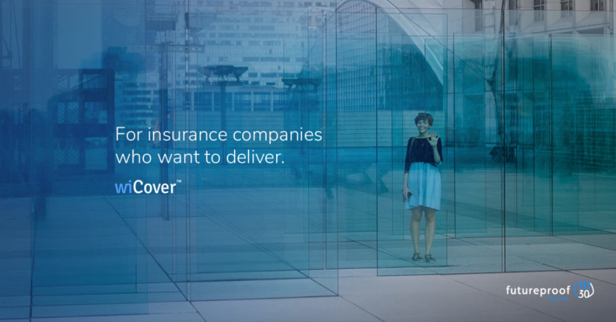 For insurance companies who want to deliver