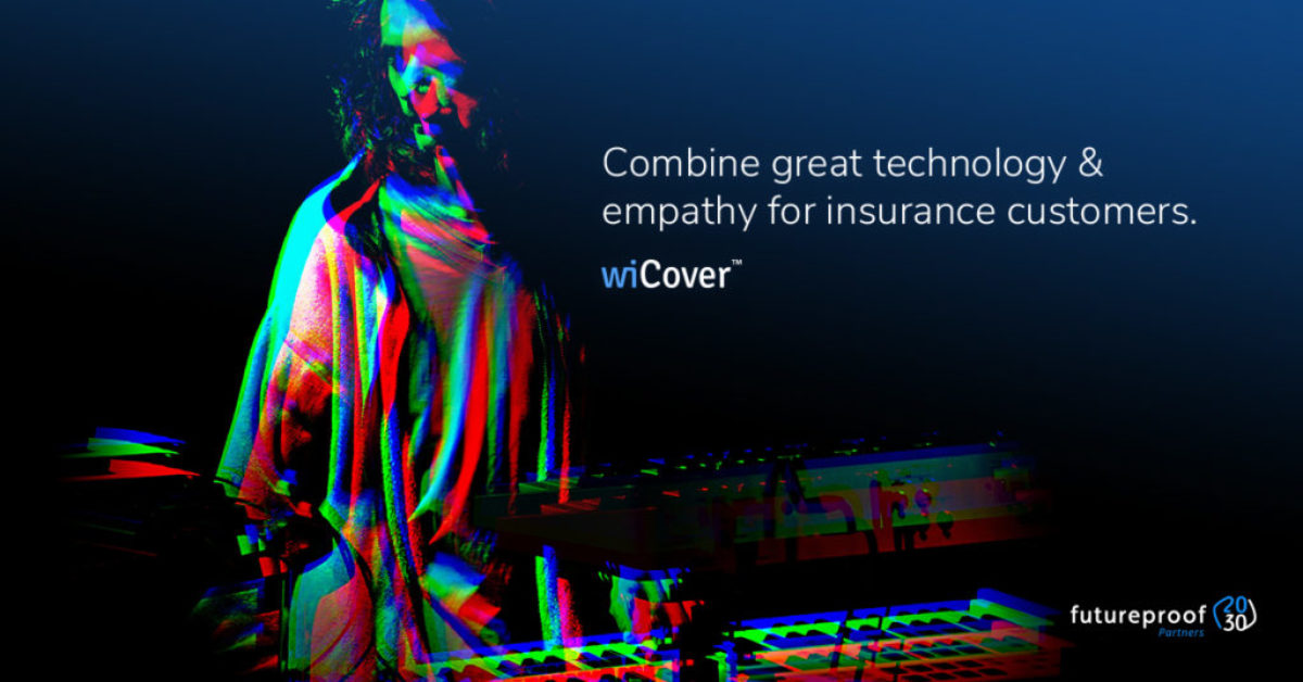 Combine great technology & empathy for insurance customers