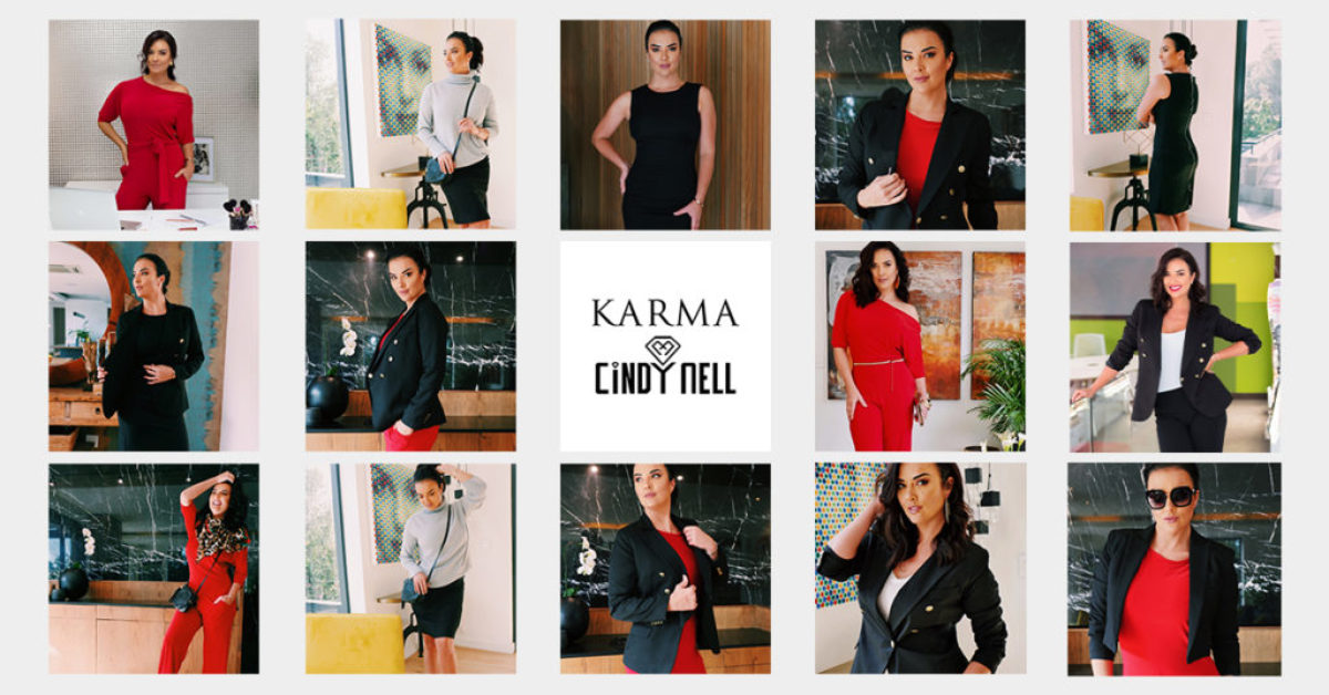 KARMA Cindy Nell Clothing Collection